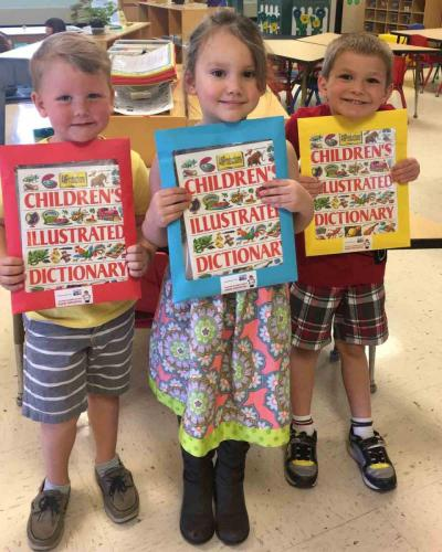 Kindergarten Readiness Book Project